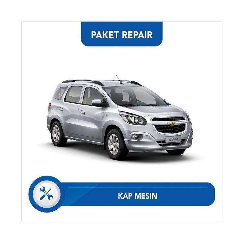 Subur OTO Paket Jasa Reparasi Ringan & Cat Mobil for Chevrolet Spin [Kap Mesin]