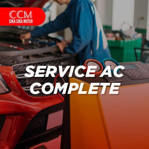 Service AC Complete