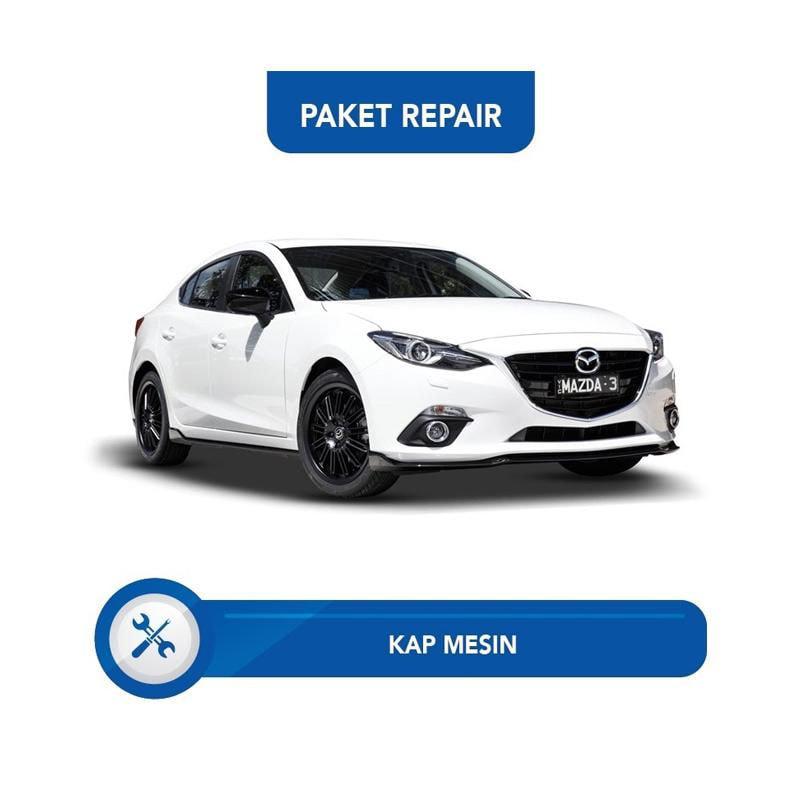 Subur OTO Paket Jasa Reparasi Ringan & Cat Mobil for Mazda 3 [Kap Mesin]