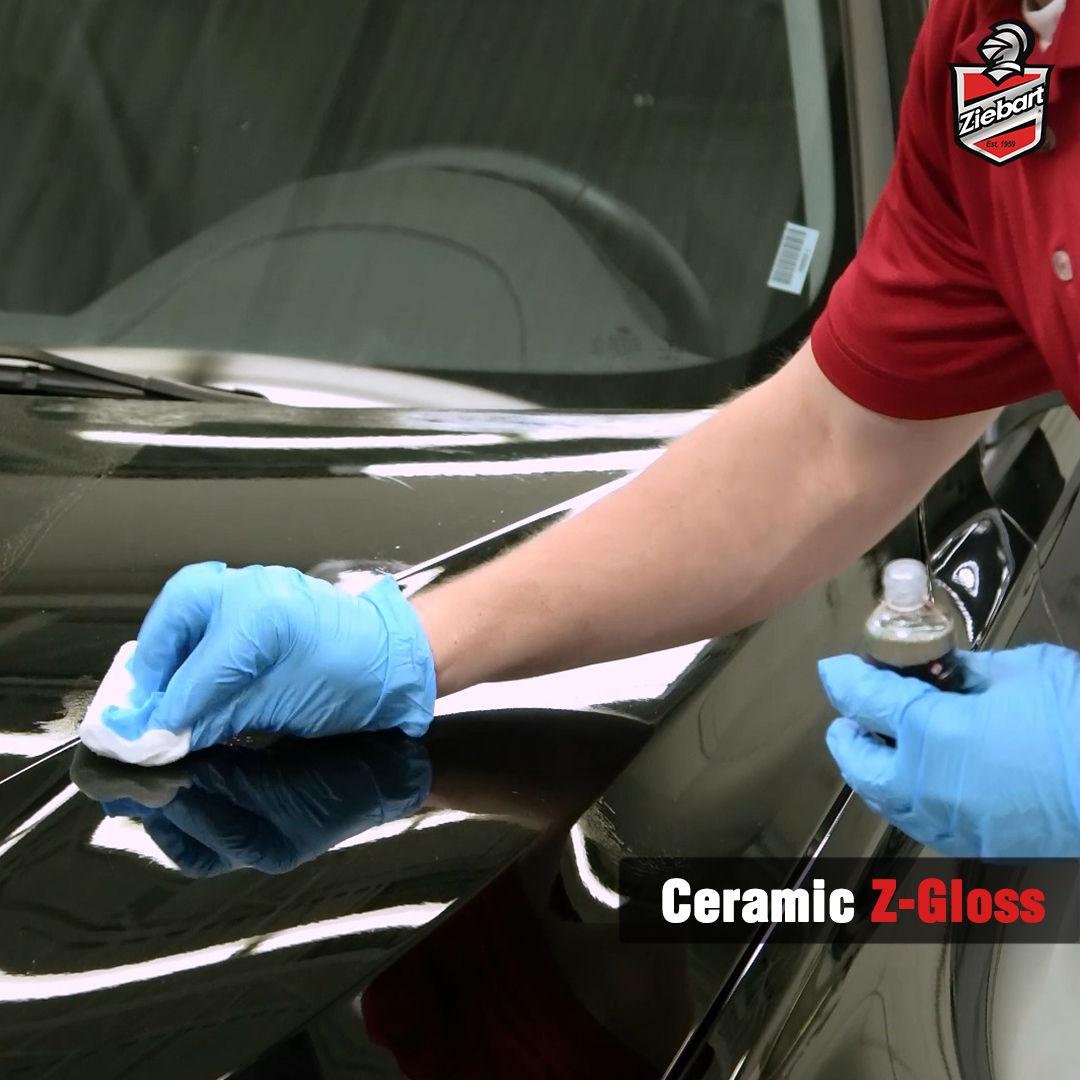 Ziebart Z-GLOSS Paint Coating Ceramic Paket Perawatan Mobil
