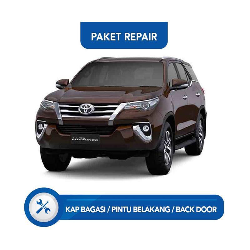 Subur OTO Paket Jasa Reparasi Ringan & Cat Kap Bagasi - Pintu Belakang for Mobil Fortuner