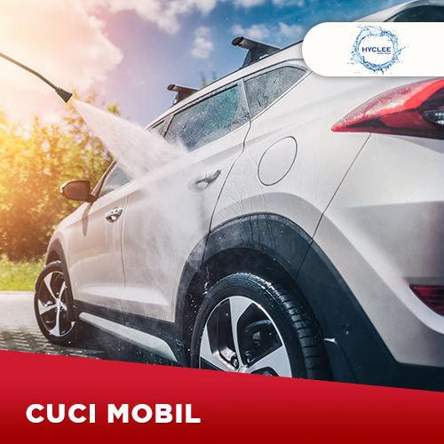 Home Service - Cuci Mobil Premium (Car Wash)