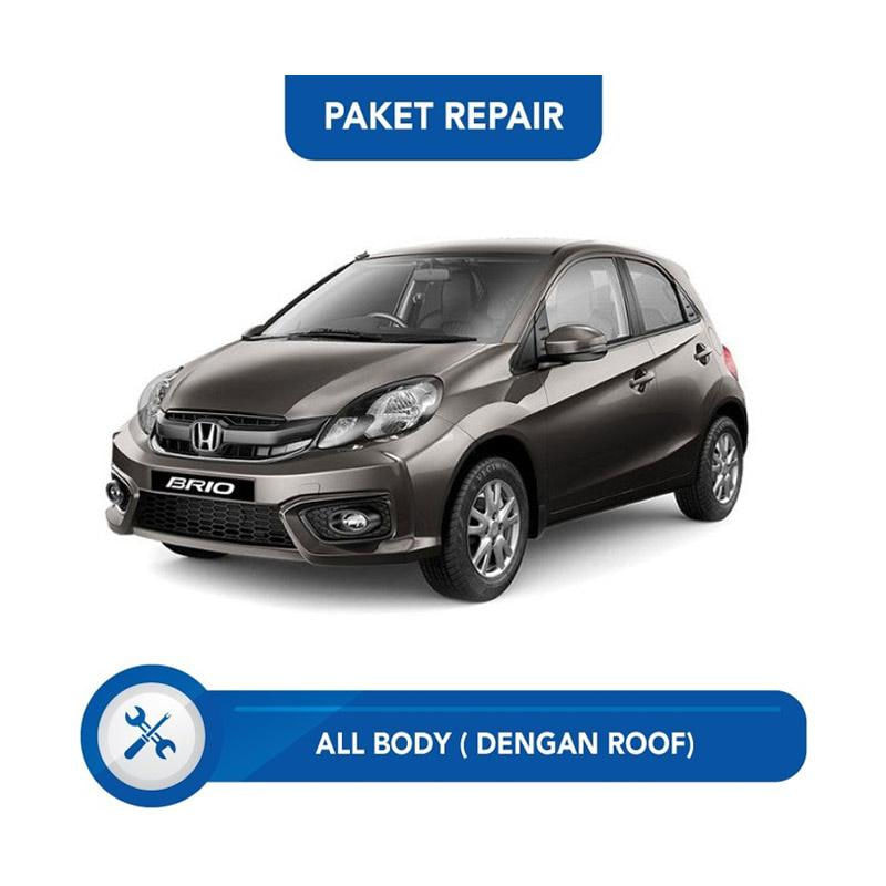 Subur OTO Paket Jasa Reparasi Ringan & Cat Mobil for Honda Brio [All Body]