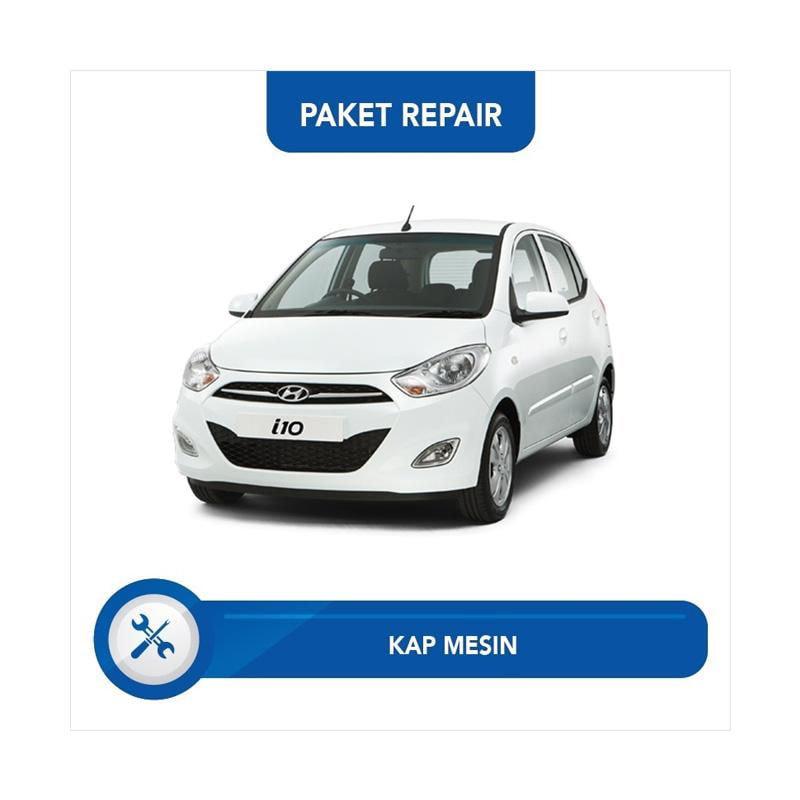 Subur OTO Paket Jasa Reparasi Ringan & Cat Mobil for Suzuki Hyundai I10 [Kap Mesin]