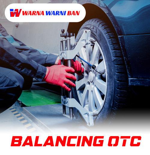 Balancing OTC (Finish balancing)