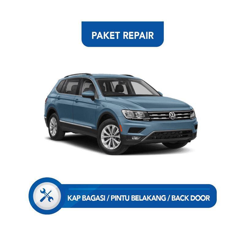 Subur OTO Paket Jasa Reparasi Ringan & Cat Mobil for Volkswagen Tiguan [Kap Bagasi/ Pintu Belakang]