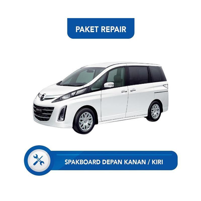 Subur OTO Paket Jasa Reparasi Ringan & Cat Mobil for Mazda Biante [Spakbor Depan Kanan atau Kiri]