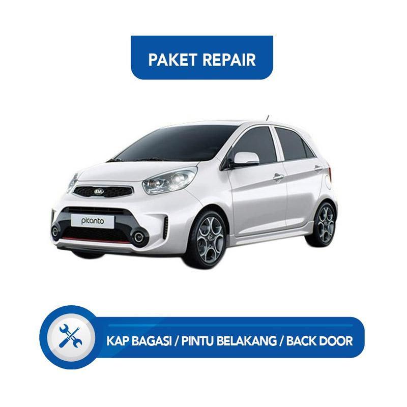 Subur OTO Paket Jasa Reparasi Ringan & Cat Kap Bagasi - Pintu Belakang for Mobil KIA Picanto