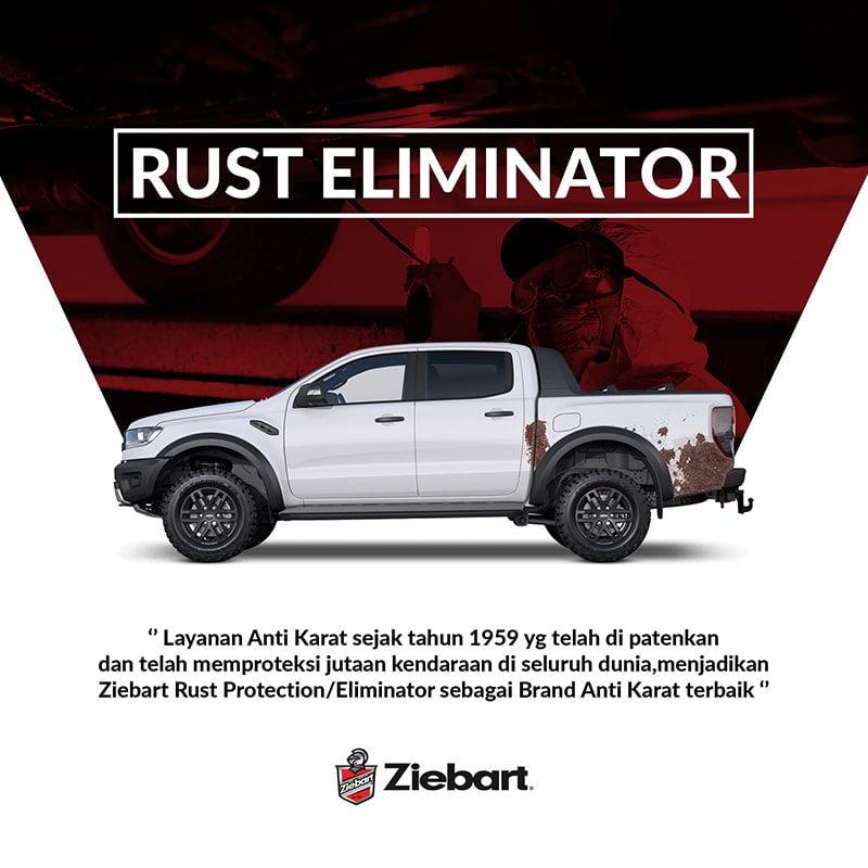 Ziebart Rust Eliminator