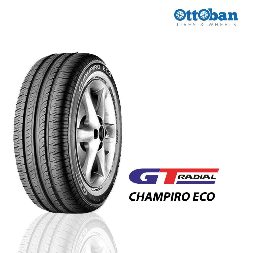 Ban GT Radial Champiro Eco 175/65 R14 [Agya, Ayla, Brio, Calya, Sigra]