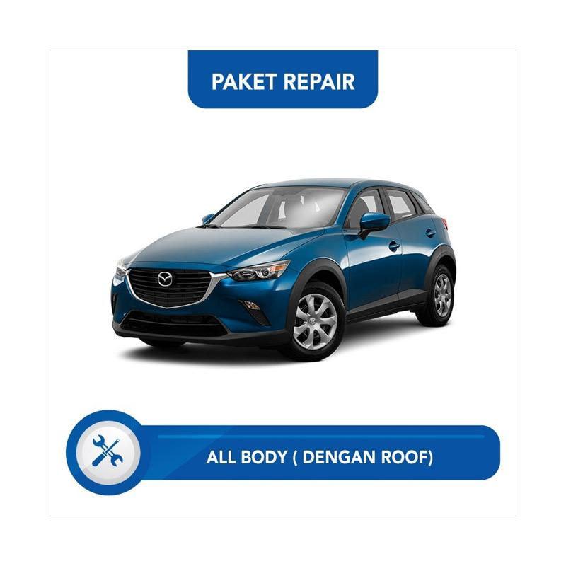 Subur OTO Paket Jasa Reparasi Ringan & Cat Mobil for Mazda CX-3 [All Body]