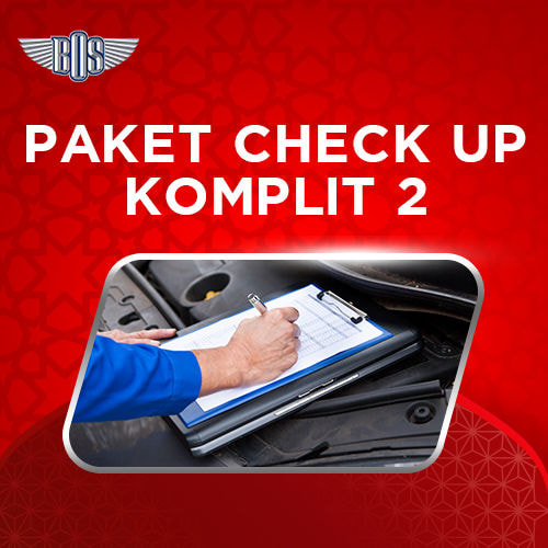 Paket Checkup Komplit 2