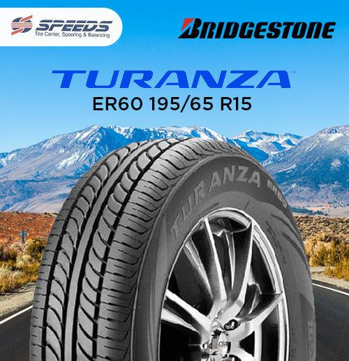 Ban Turanza ER60 195/65 R15