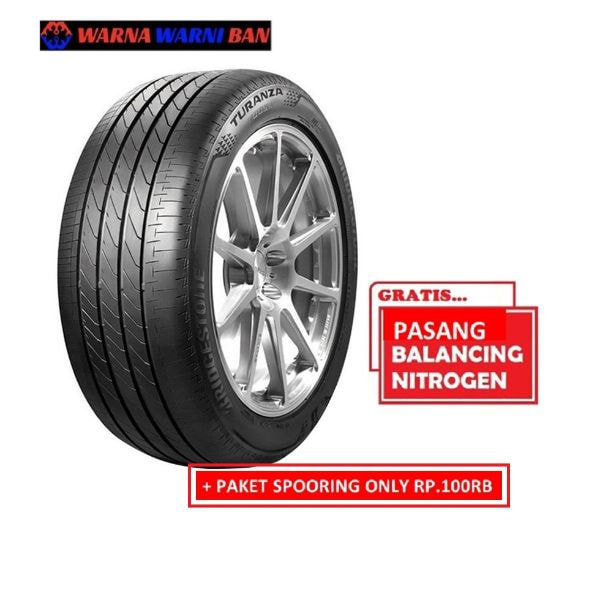 Bridgestone Turanza T005A 195/55 R16 87V SP Ban Mobil [Ambil di Tempat & Gratis Pemasangan]