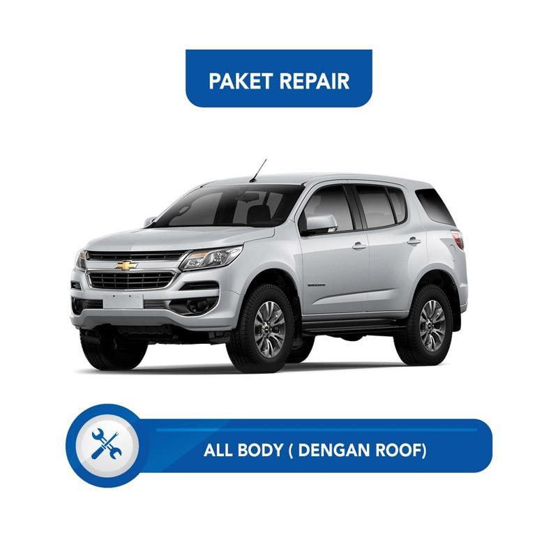 Subur OTO Paket Jasa Reparasi Ringan & Cat Mobil for Chevrolet Trailblazer [All Body]
