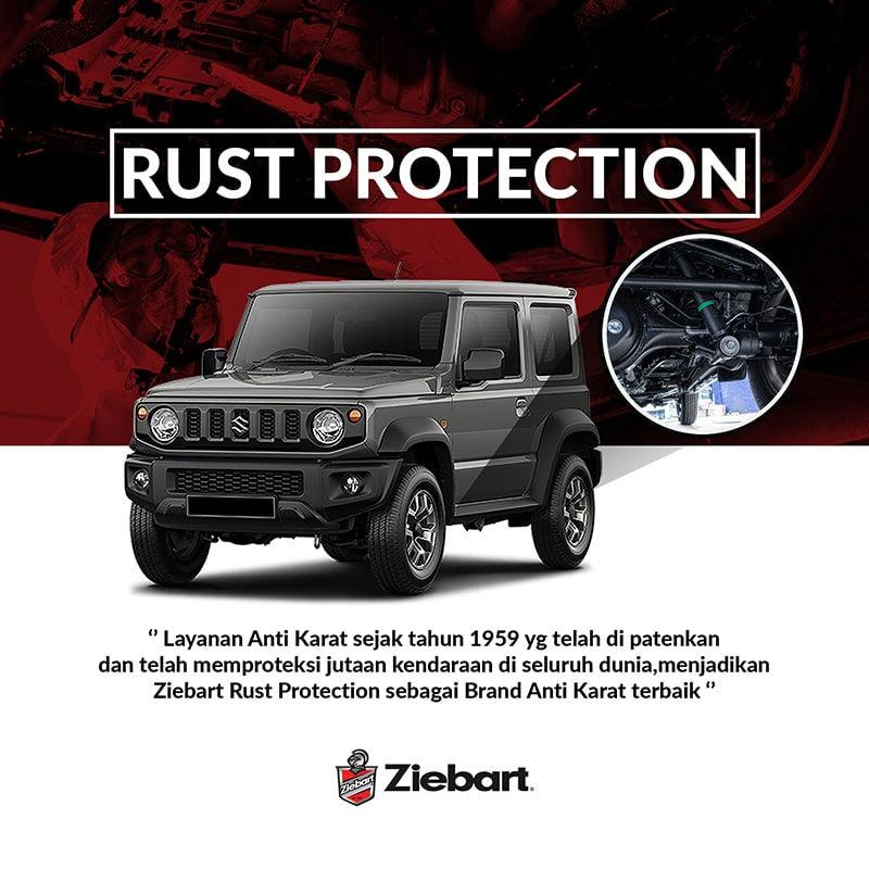 Ziebart Rust Protection (Full Body)