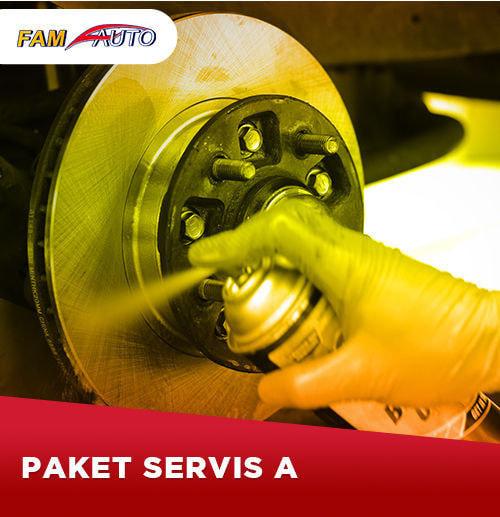 Paket Service A