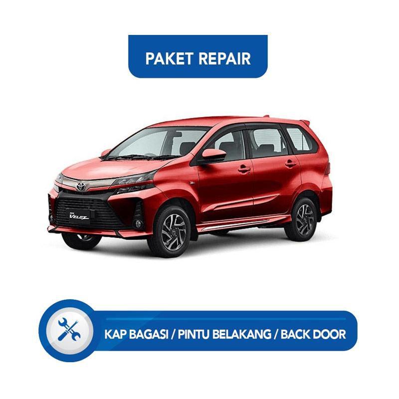 Subur OTO Paket Jasa Reparasi Ringan & Cat Kap Bagasi - Pintu Belakang Mobil for Toyota Avanza Veloz