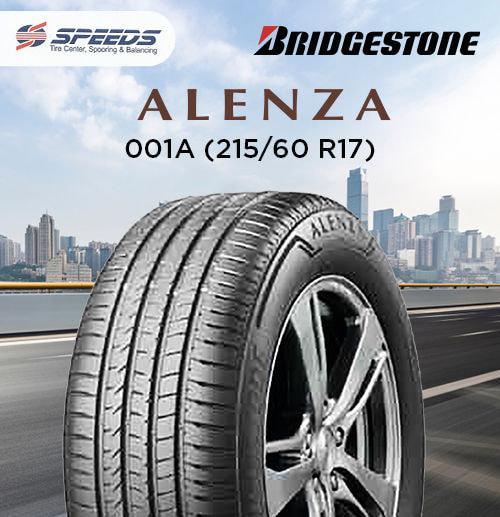 Ban Alenza 001A 215/60 R17
