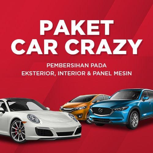Paket Car Crazy