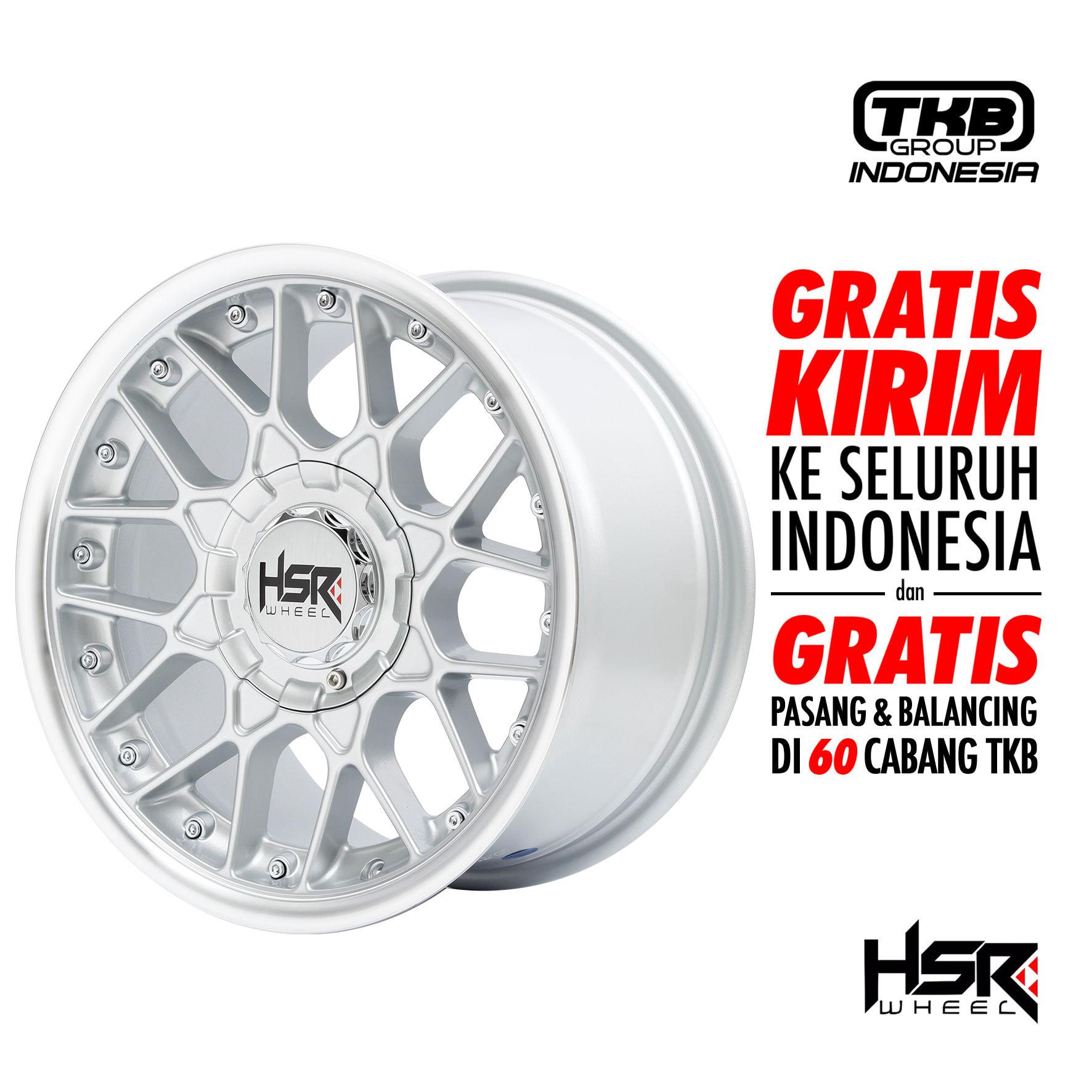 Velg Mobil HSR FORMULA L1879 R17 [LIMITED]