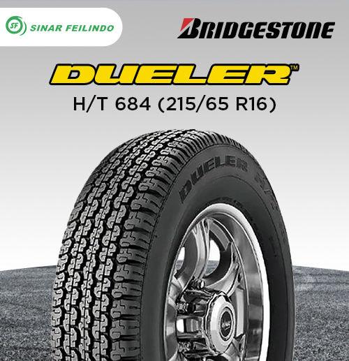 Bridgestone Dueler H/T 684 215/65 R16