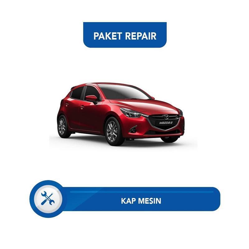 Subur OTO Paket Jasa Reparasi Ringan & Cat Mobil for Mazda 2 [Kap Mesin]
