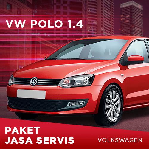 Servis Berkala VW Polo 1.4 MPI