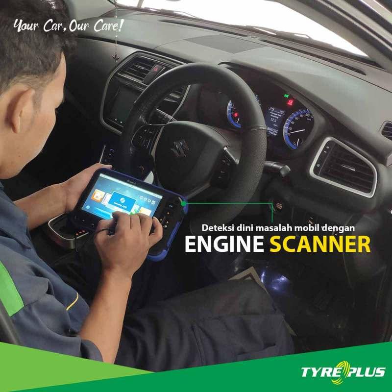 Tyreplus Semi Synthetic Paket Service Tune Up Lengkap [Diesel]