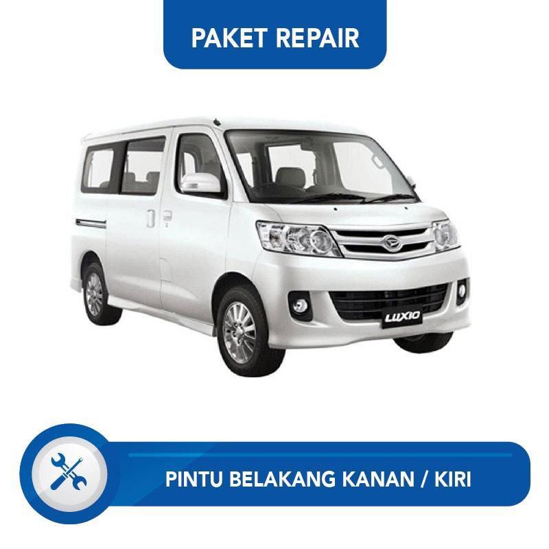 Subur OTO Paket Jasa Reparasi Ringan & Cat Pintu Belakang Kanan atau Kiri Mobil for Luxio