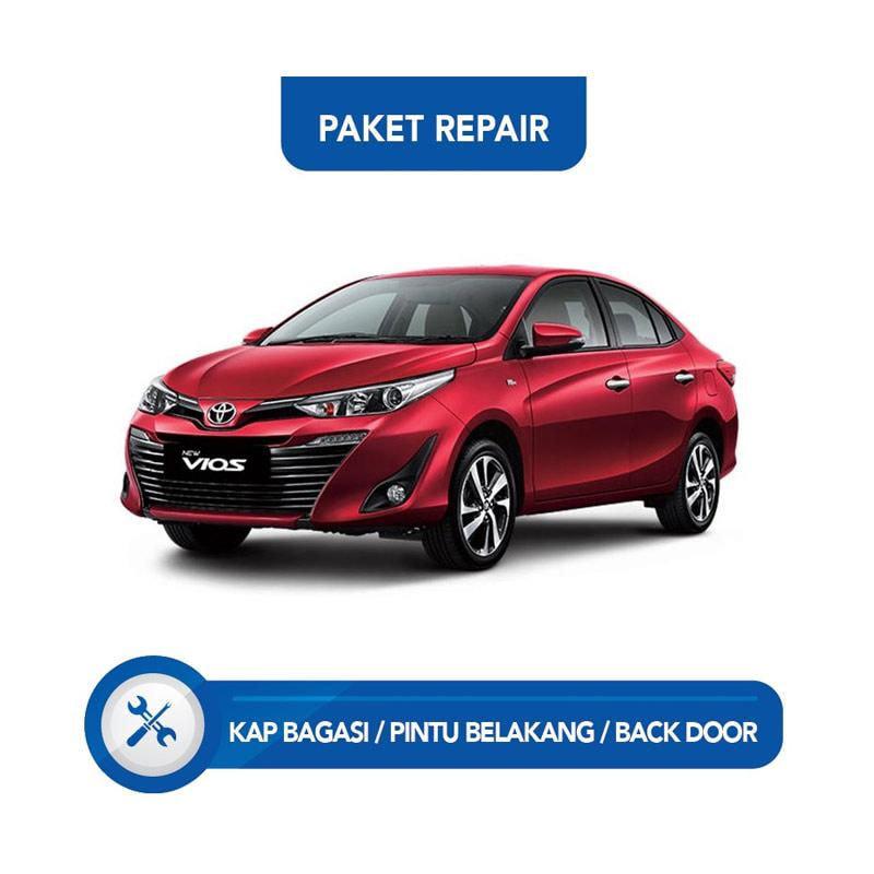 Subur OTO Paket Jasa Reparasi Ringan & Cat Kap Bagasi - Pintu Belakang for Mobil Vios