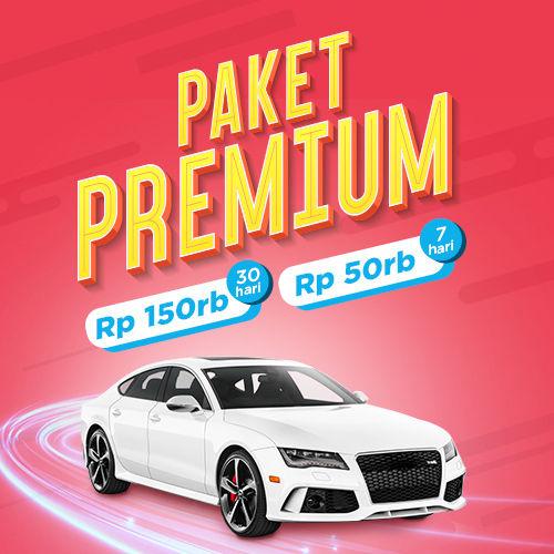 Paket Iklan Premium