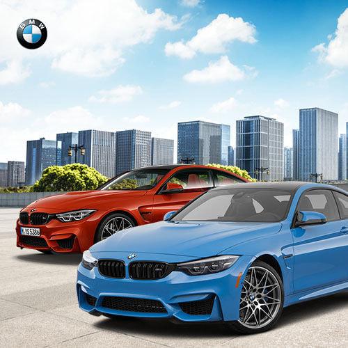Paket Warranty Extend (BRI) & Paket Service Extend (BSI) BMW M3 & BMW M4