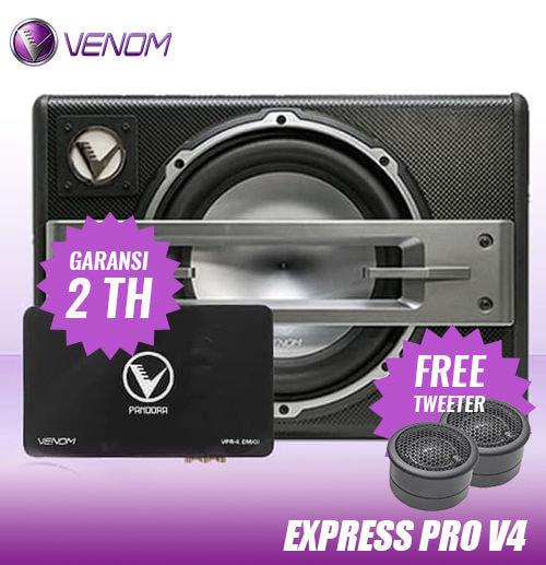 Audio Mobil - VENOM PAKET EXPRESS PRO V4