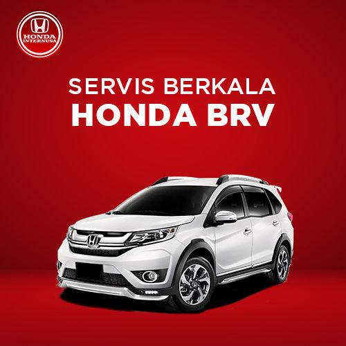 Servis Berkala Honda BRV