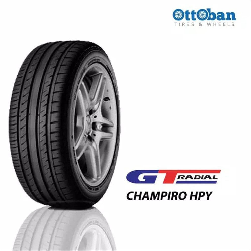 GT Radial Champiro HPY 225/65 R17 [Honda CRV tahun 2008-2009]