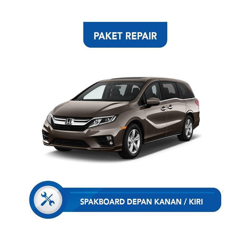 Subur OTO Paket Jasa Reparasi Ringan & Cat Mobil for Honda Odyssey [Spakbor Depan Kanan atau Kiri]