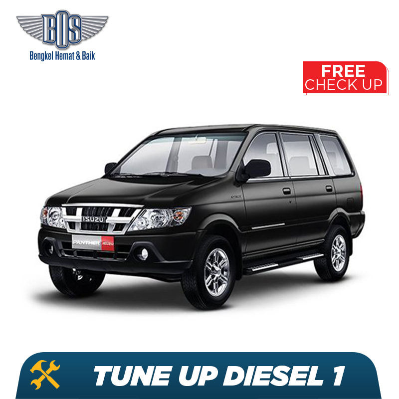 Service Tune Up Diesel + Free Check-Up 58 Komponen Kendaraan