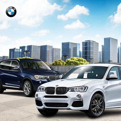 Paket Warranty Extend (BRI) & Paket Service Extend (BSI) BMW X3 & BMW X4