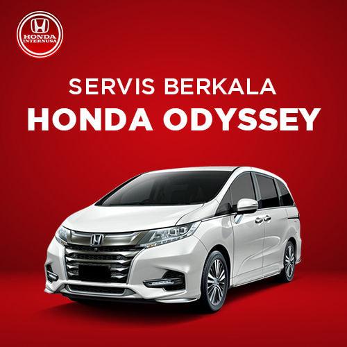 Servis Berkala Honda Odyssey