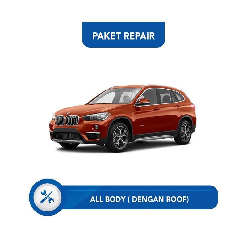 Subur OTO Paket Jasa Reparasi Ringan & Cat Mobil for BMW X1 [All Body]