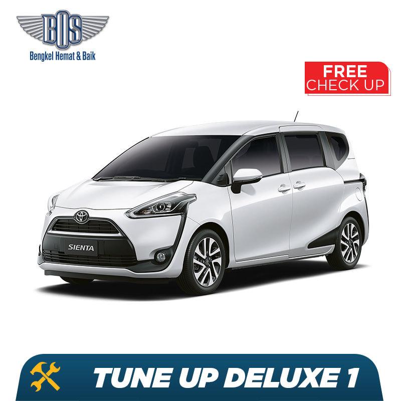 Service Tune Up Deluxe + Free Check-Up 58 Komponen Kendaraan