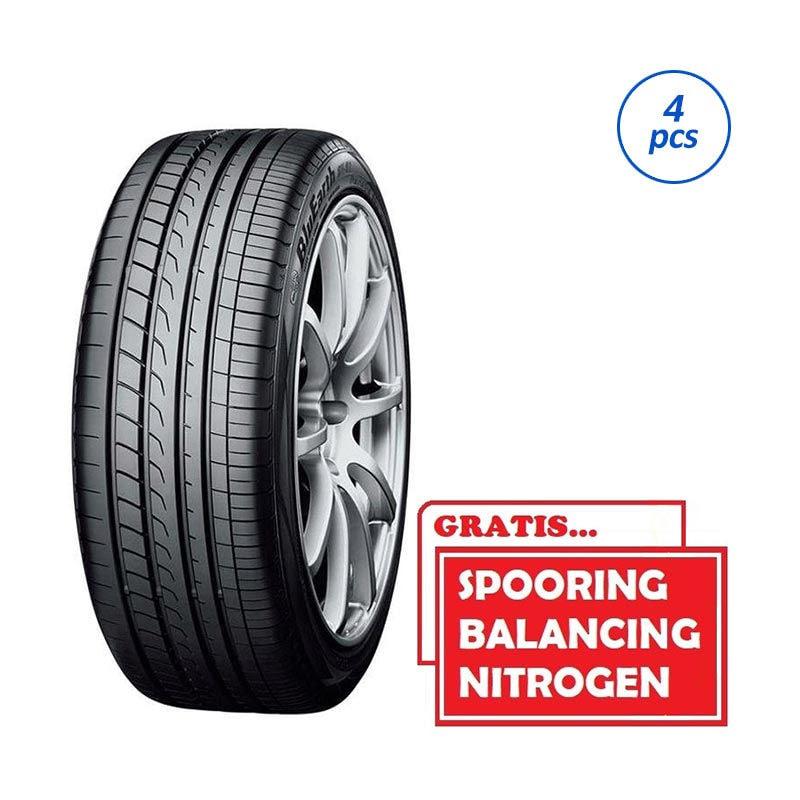 Yokohama Bluearth RV02 235/60-R18 103W SP Ban Mobil [Gratis Pasang/ Spooring Balance/ Nitrogen]