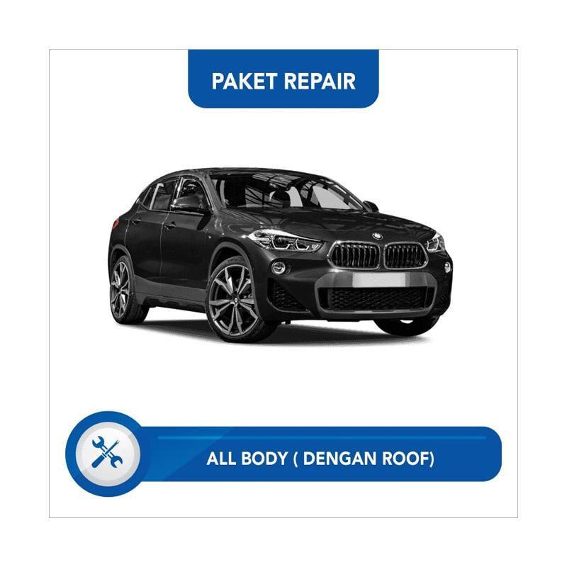 Subur OTO Paket Jasa Reparasi Ringan & Cat Mobil for BMW X2 [All Body]