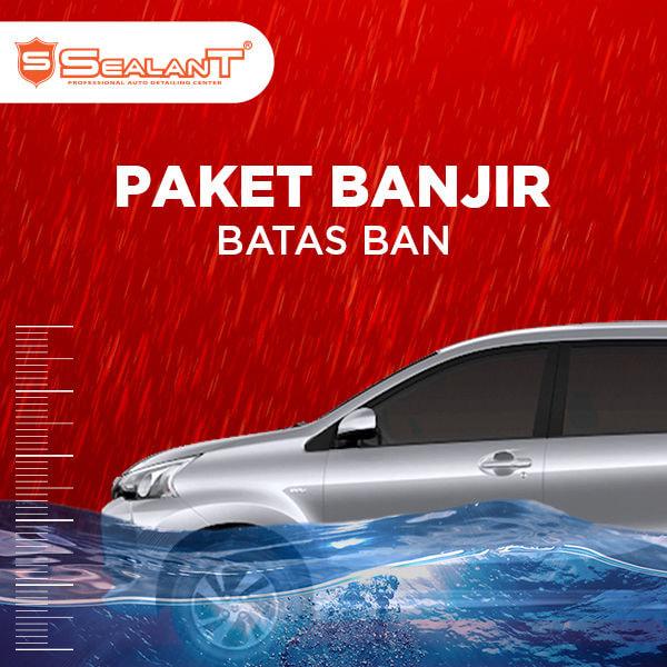Salon Mobil BANJIR Batas Ban - Klp Gading