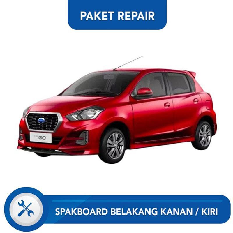 Subur OTO Paket Jasa Reparasi Ringan & Cat Spakbor Belakang Kanan atau Kiri for Mobil Datsun Panca