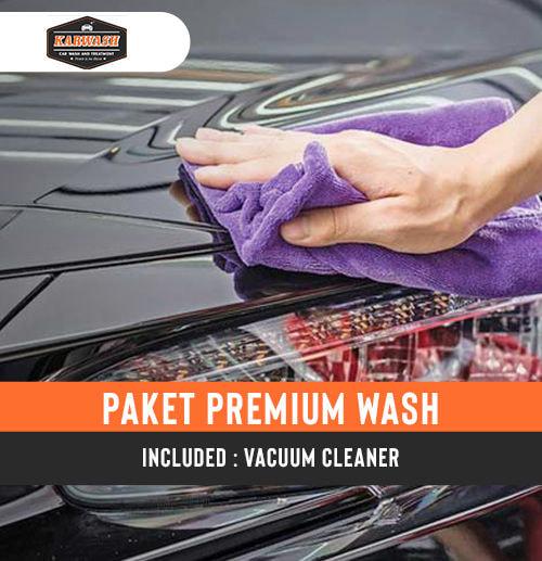 Paket Premium Wash