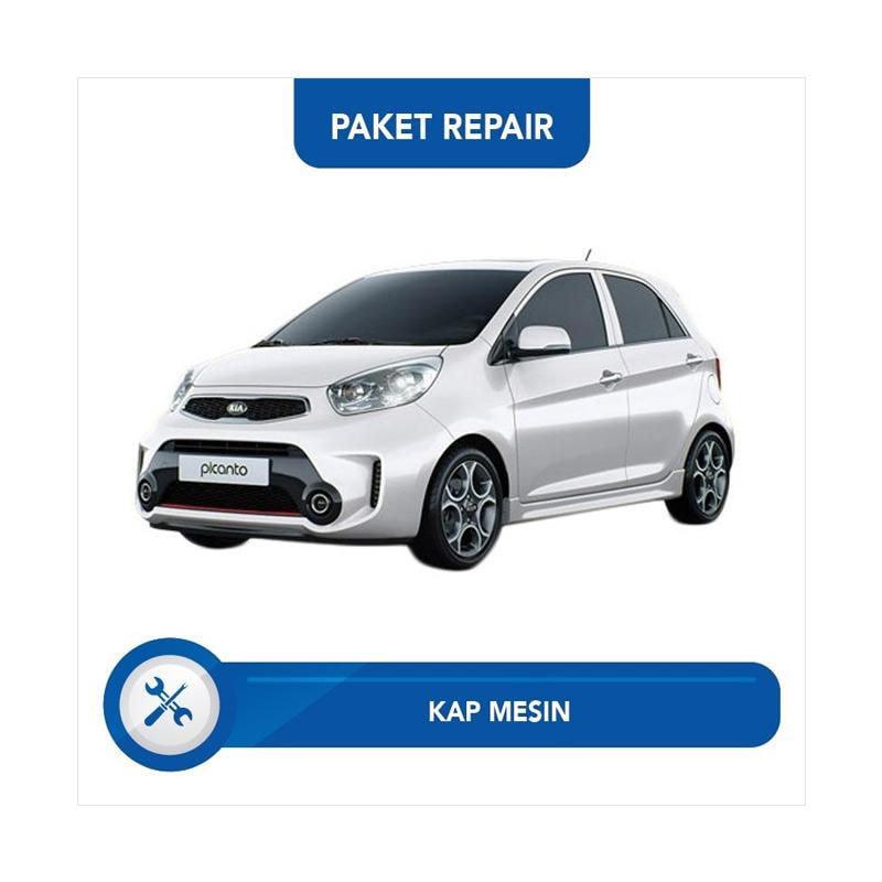 Subur OTO Paket Jasa Reparasi Ringan & Cat Kap Mesin Mobil for KIA Picanto