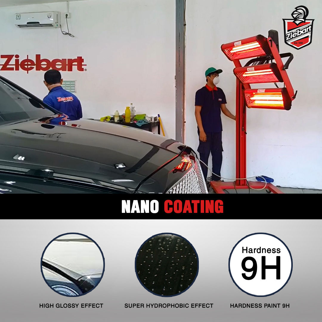 Ziebart Nano Coating Ceramic