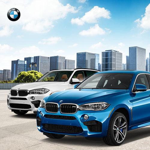 Paket Warranty Extend (BRI) & Paket Service Extend (BSI) BMW X5M & BMW X6M